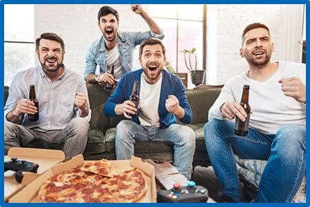 Uno Fussball Tippspiel - Gratis Pizza zu gewinnen